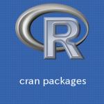 R言語 CRANパッケージ一覧