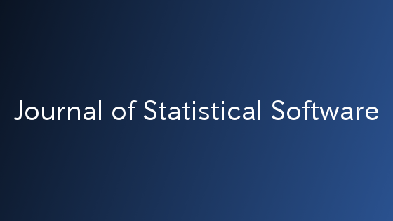 Journal of Statistical Software: 記事一覧