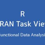 R言語 CRAN Task View:関数データ解析