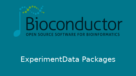Bioconductor ExperimentDataパッケージ一覧