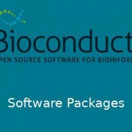Bioconductor Softwareパッケージ一覧