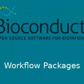 Bioconductor Workflowパッケージ一覧